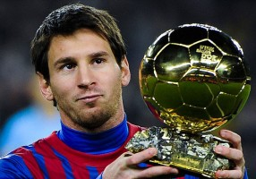 Messi Ballon d'or 2015