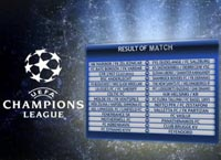 Résultat Champions League