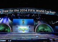 tirage au sort de la Coupe du Monde 2014