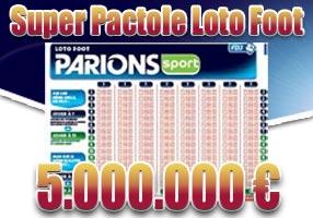 super pactole 5 millions