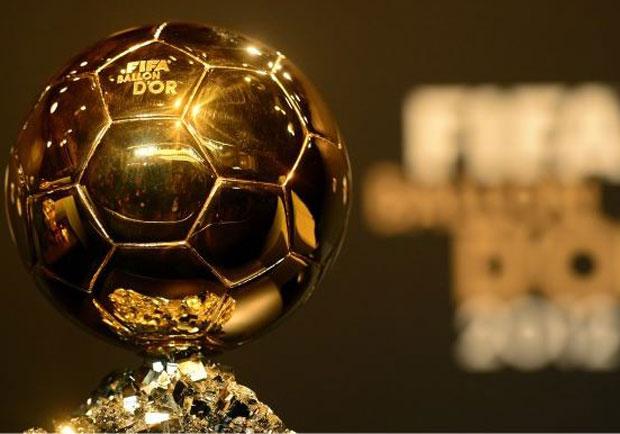 Pré-liste de 59 joueurs pour le ballon d'or 2015
