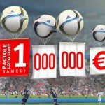 Pactole loto foot 1 million