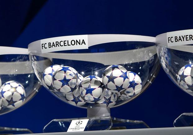 Tirage quart de finale Champions League