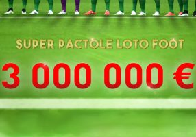 Loto foot Pactole 3.000.000€
