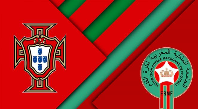 pronostic portugal maroc