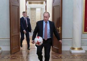 pronostic Coupe du Monde 2018 de Vladimir Poutine
