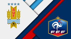 pronostic uruguay-france-2018